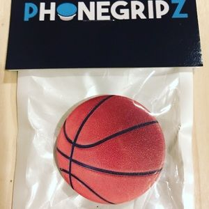 Basketball Universal Phone Grip Stand New